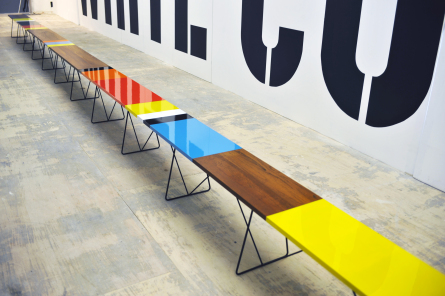10m_bench_morag Myerscough & Luke Morgan, Supergrouplondon