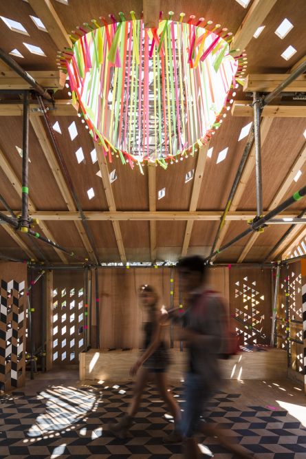 13-Temple of Agape, Morag Myerscough & Luke Morgan, phto Gareth Gardner