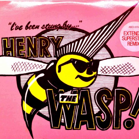 henry the wasp 12""