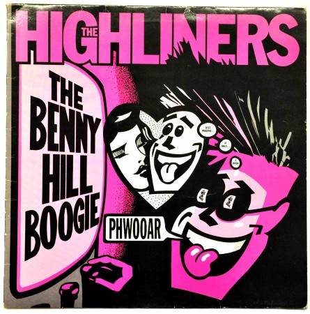 benny hill boogie 12""