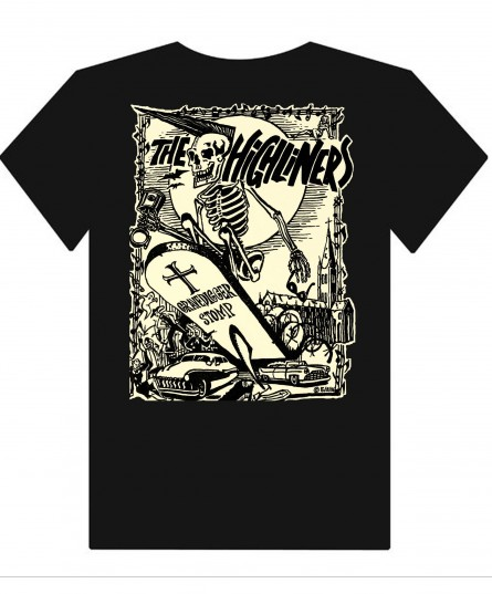 highliners gravedigger shirt