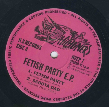 fetish party EP