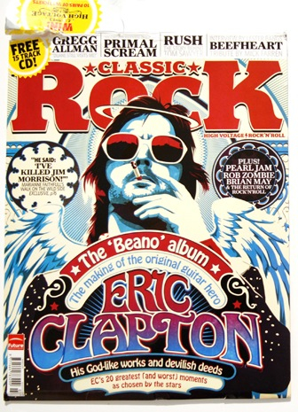 luke morgan classic rock magazine
