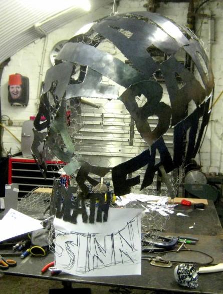 plusartprojects Luke Morgan Sculpture 04lr