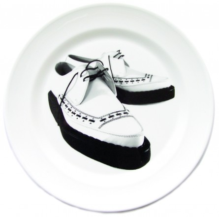 shoe plate by luke morgan creepers