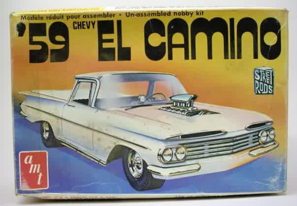 59 El Camino For Sale | Autos Weblog